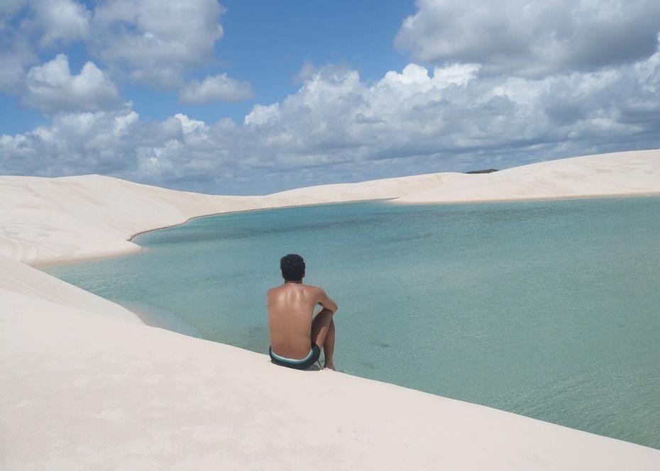 k1iTm000 Простыни Мараньяна: Белые пески Lencois Maranhenses Бразилии