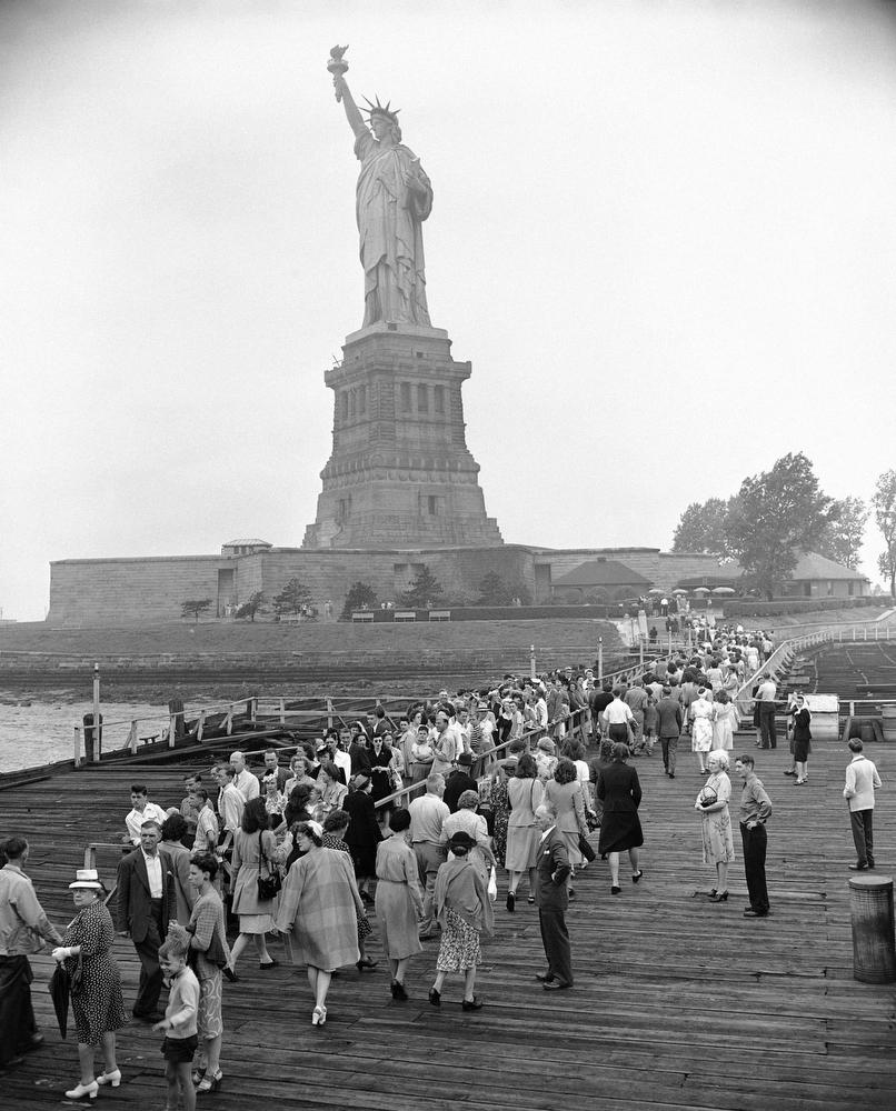качество стойкость статуя свободы первые фото того самого вечера