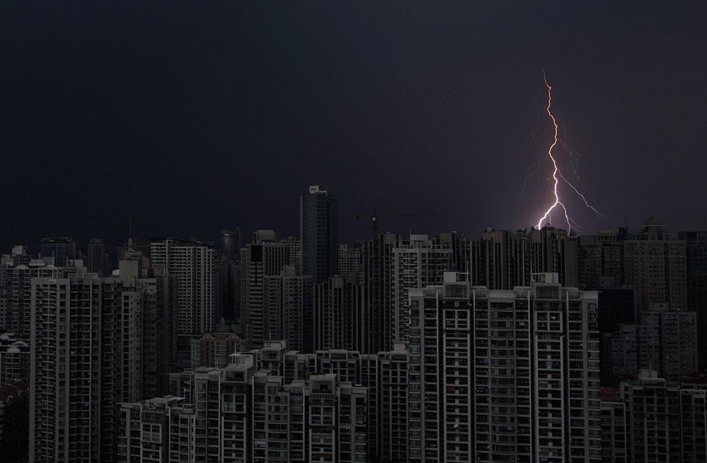 lightning01 Сила и красота молний