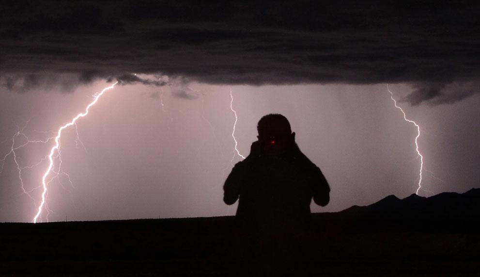 lightning02 Сила и красота молний