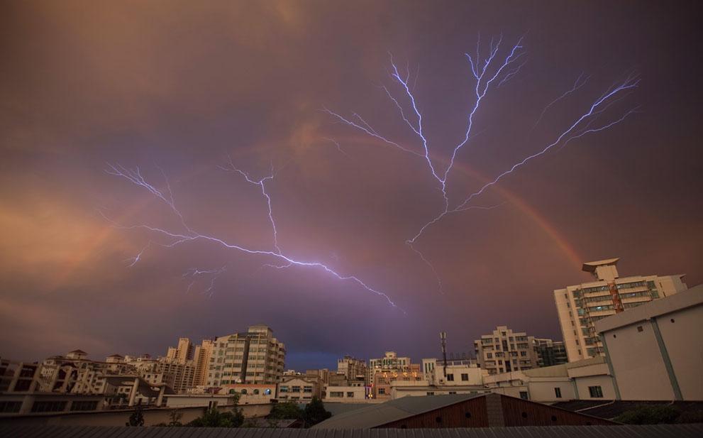 lightning03 Сила и красота молний