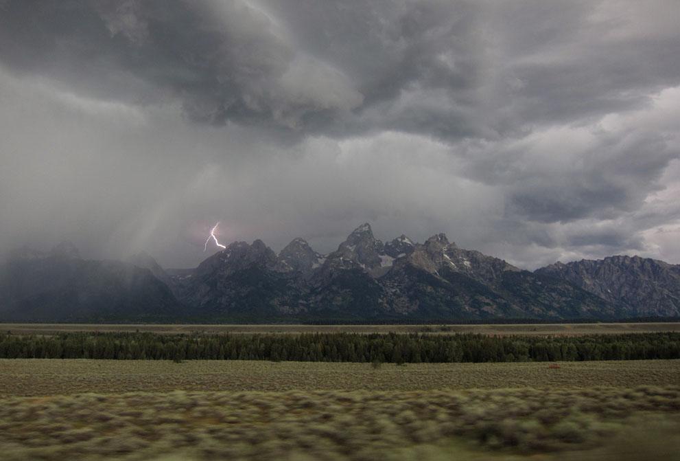 lightning06 Сила и красота молний
