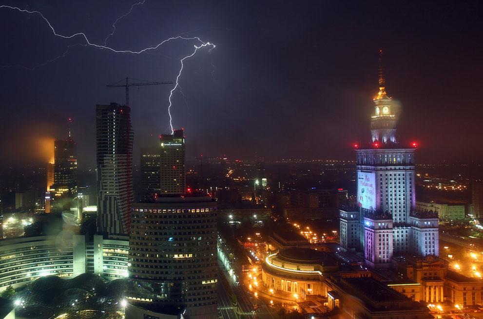 lightning07 Сила и красота молний