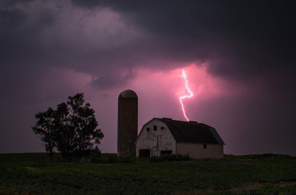 lightning10 Сила и красота молний