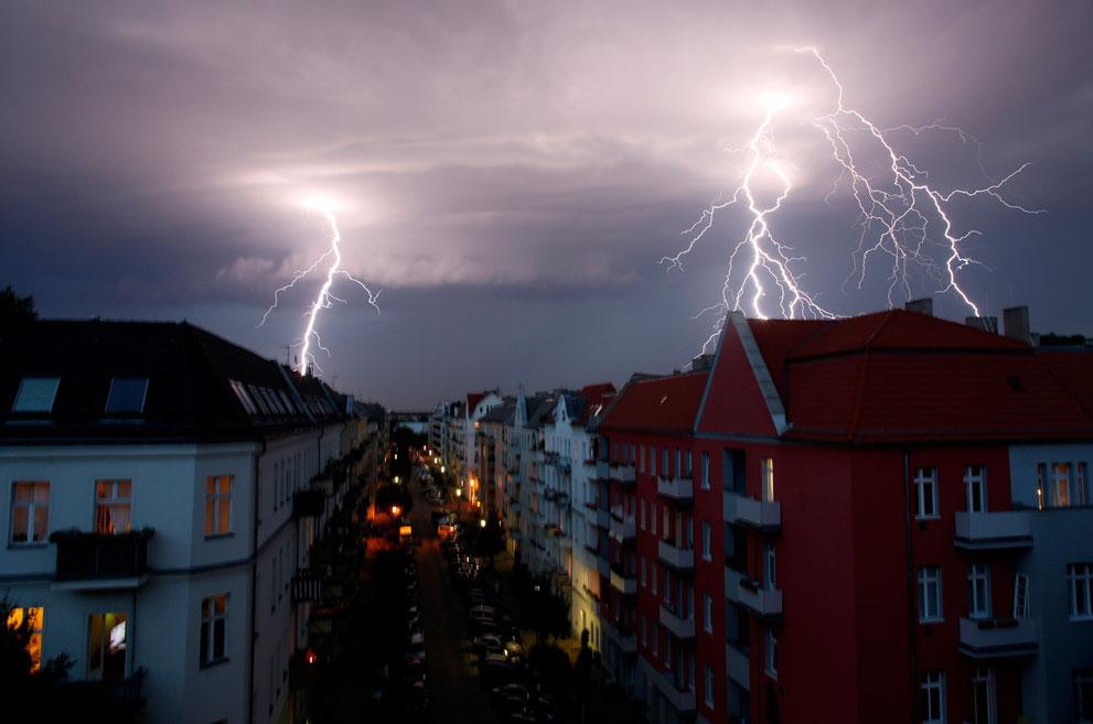 lightning12 Сила и красота молний
