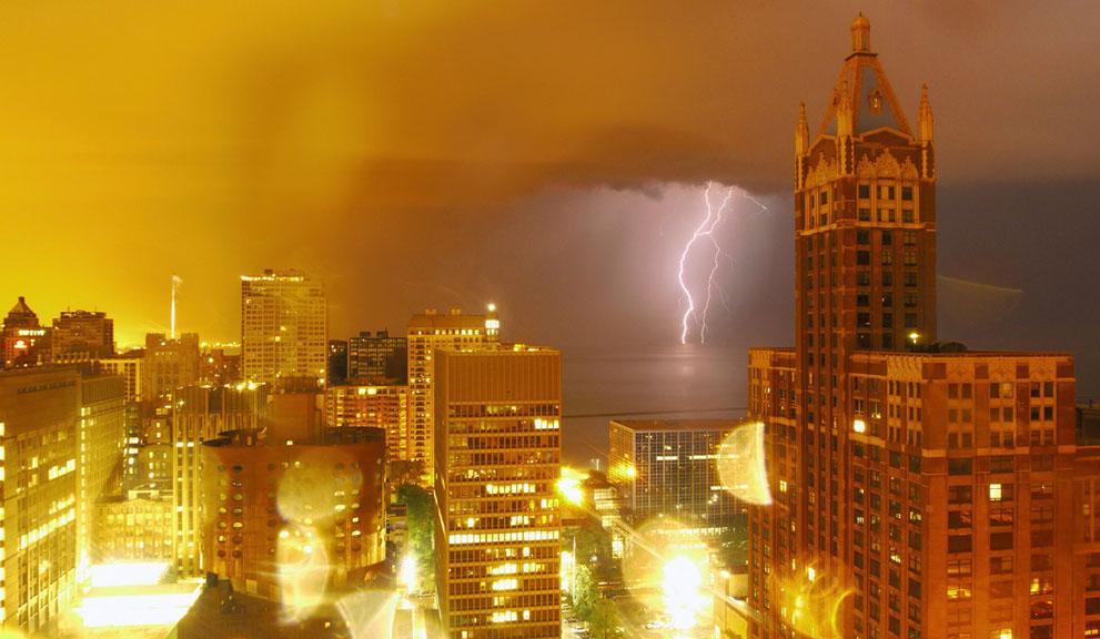 lightning15 Сила и красота молний