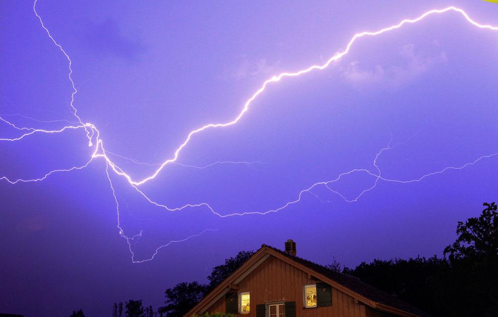 lightning16 Сила и красота молний