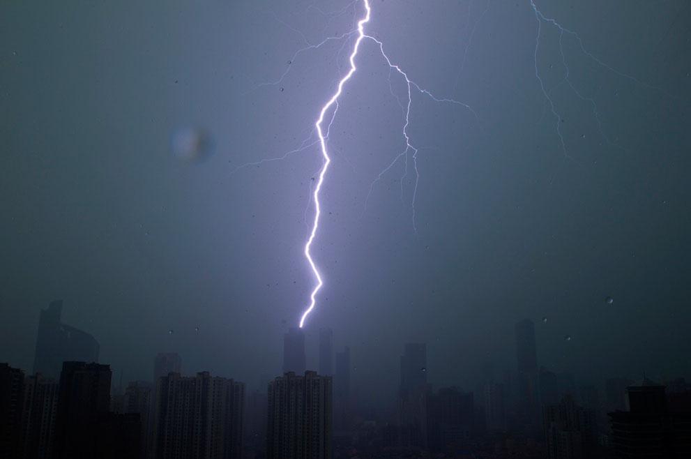 lightning17 Сила и красота молний