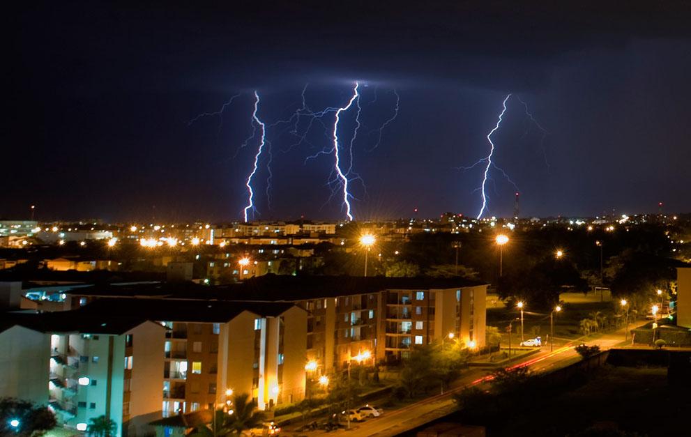 lightning18 Сила и красота молний