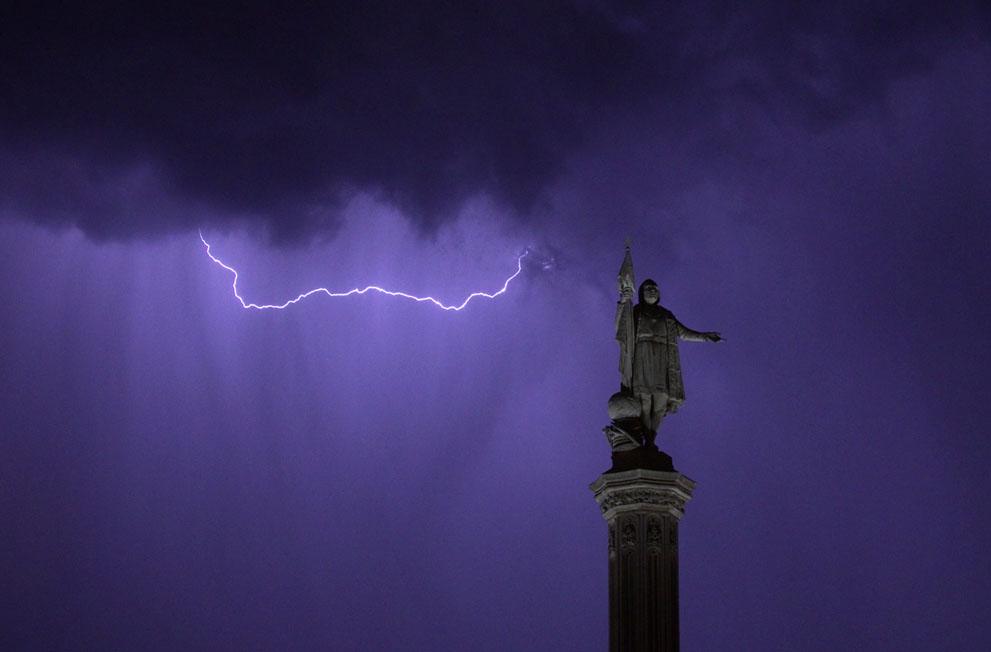 lightning20 Сила и красота молний