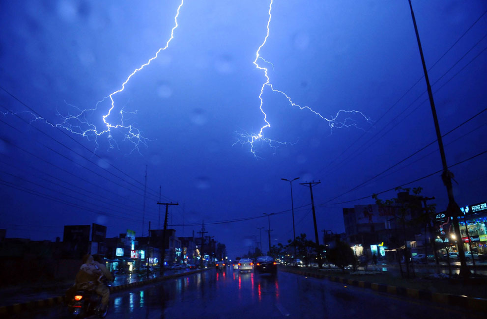 lightning21 Сила и красота молний