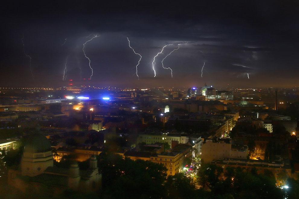 lightning23 Сила и красота молний