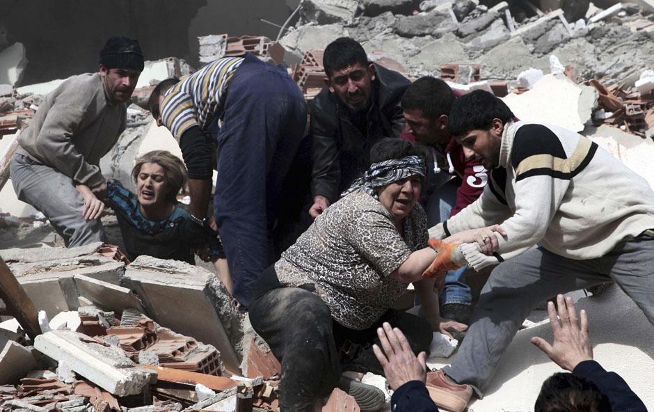 pic26 terbaik foto dari Reuters Oktober