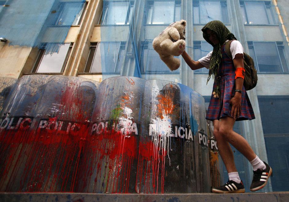 pic47 terbaik foto dari Reuters Oktober