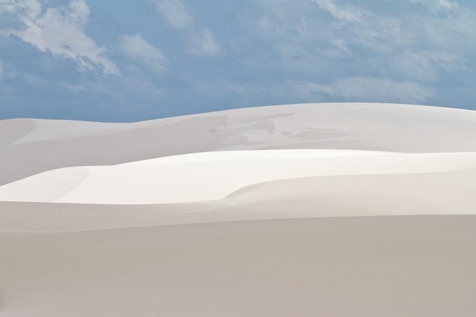 rTICw000 Простыни Мараньяна: Белые пески Lencois Maranhenses Бразилии