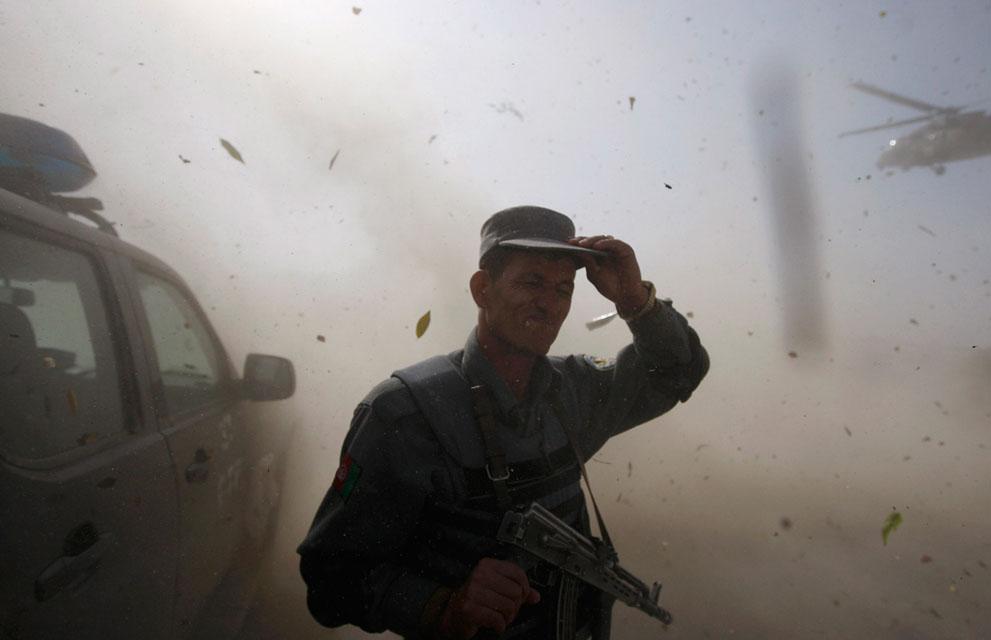 s A13 RTR2TD25 Afghanistan: Oktober 2011
