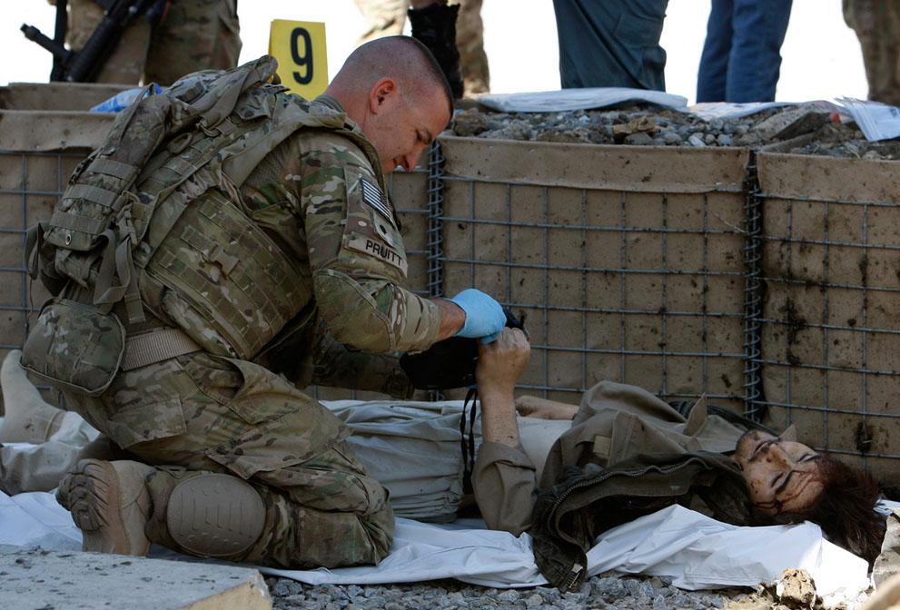 s A25 0RTXXS9Y Afghanistan: Oktober 2011