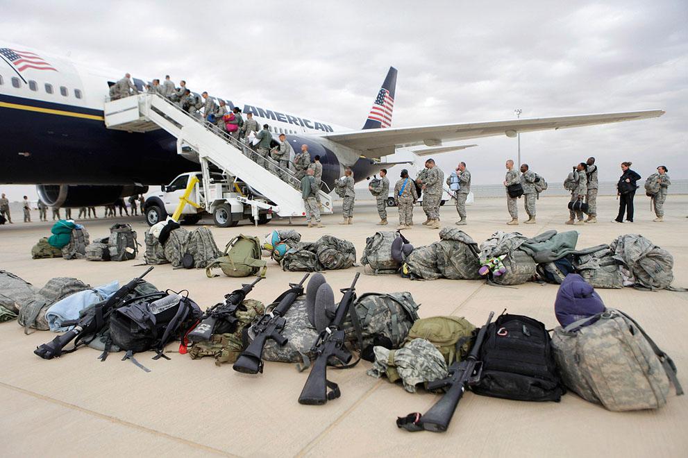 Война в Ираке близится кконцу