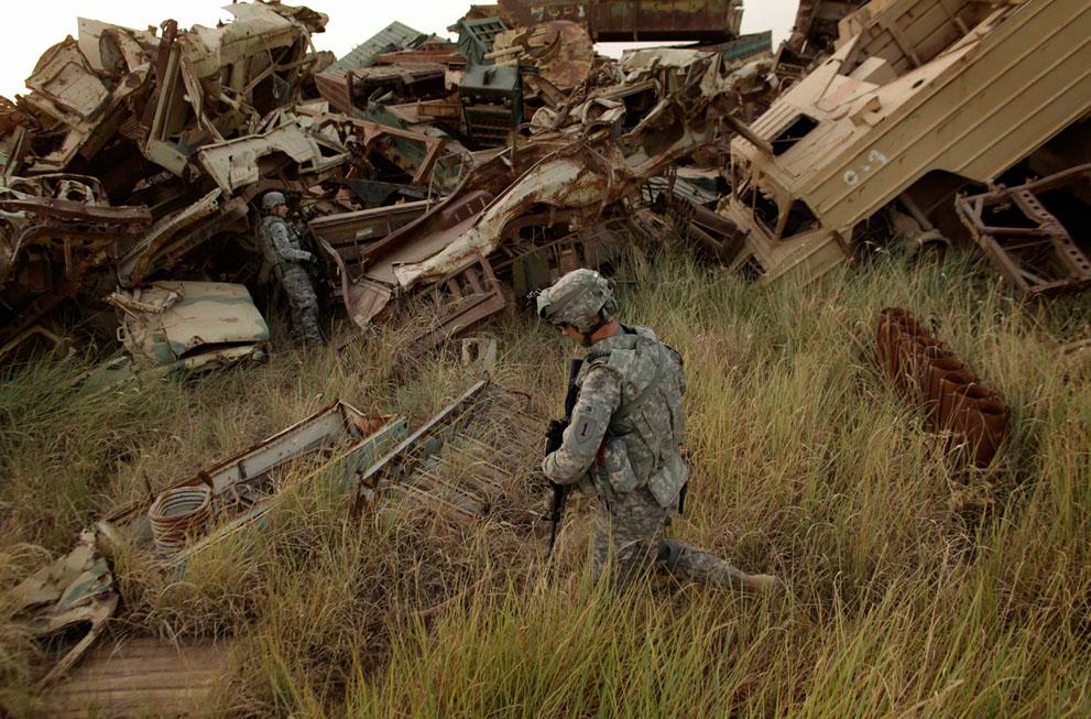 s i07 07.068.835 Perang di Irak menarik untuk menutup
