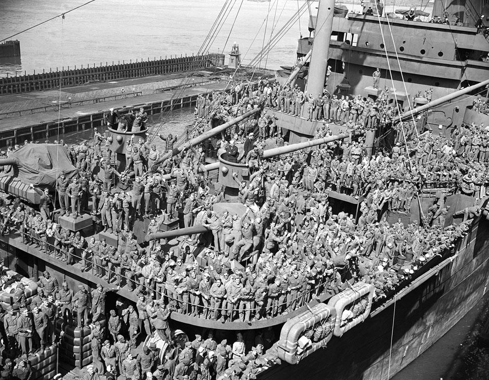 s w19 50607031 Вторая мировая война: Послевоенный период (Часть 20)