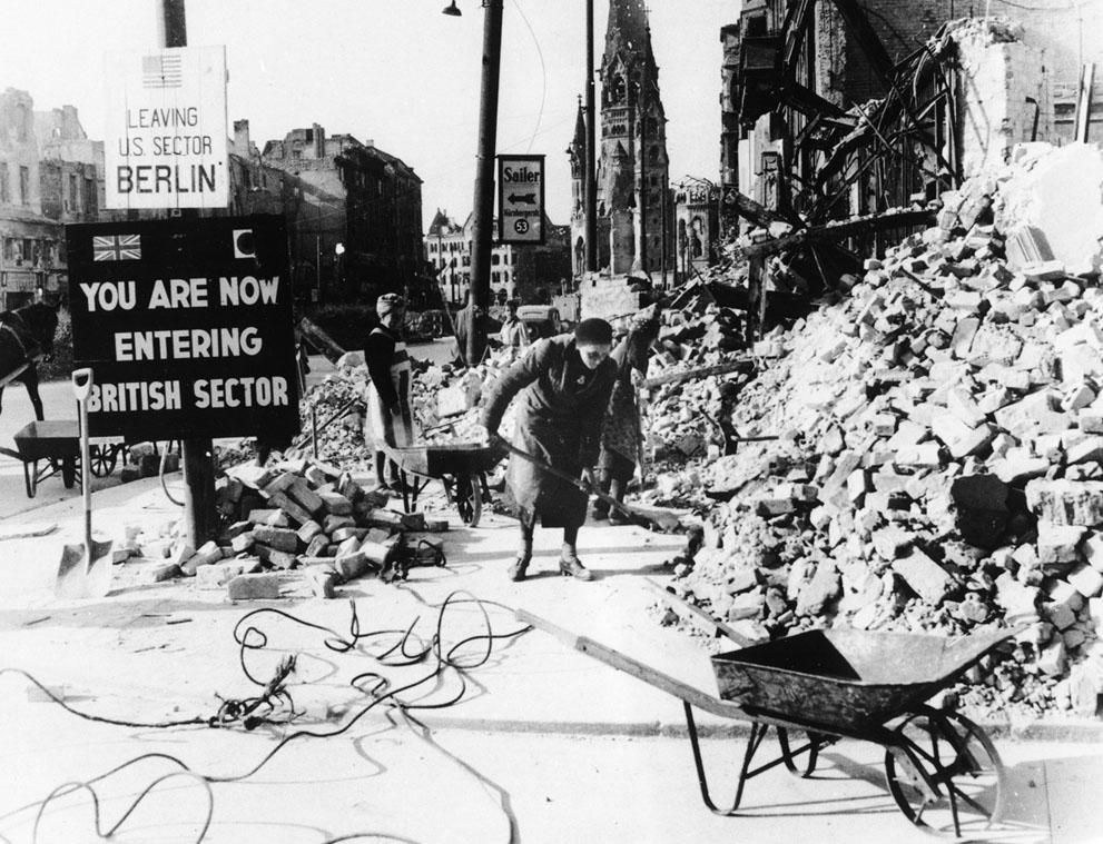 s w43 10101139 Вторая мировая война: Послевоенный период (Часть 20)