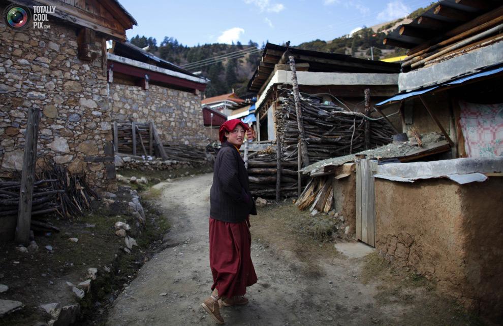tibet 001 Тибетские монахини