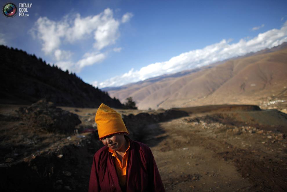 tibet 003 Тибетские монахини