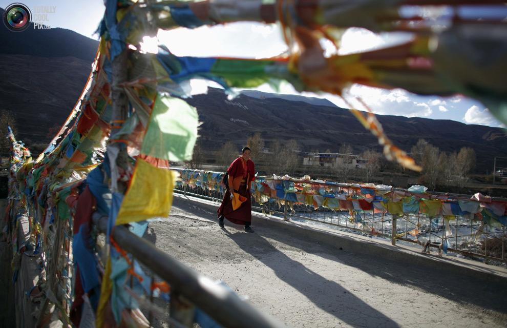 tibet 007 Тибетские монахини