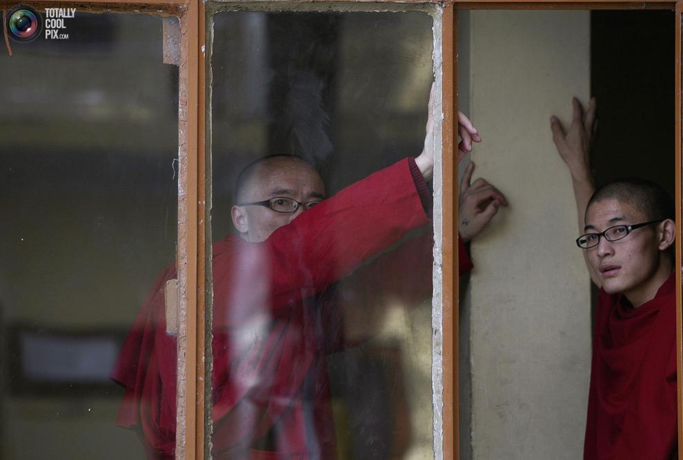 tibet 015 Тибетские монахини