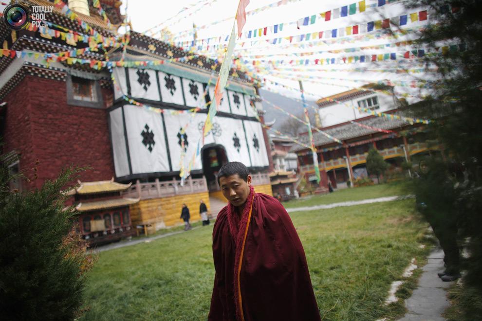 tibet 017 Тибетские монахини
