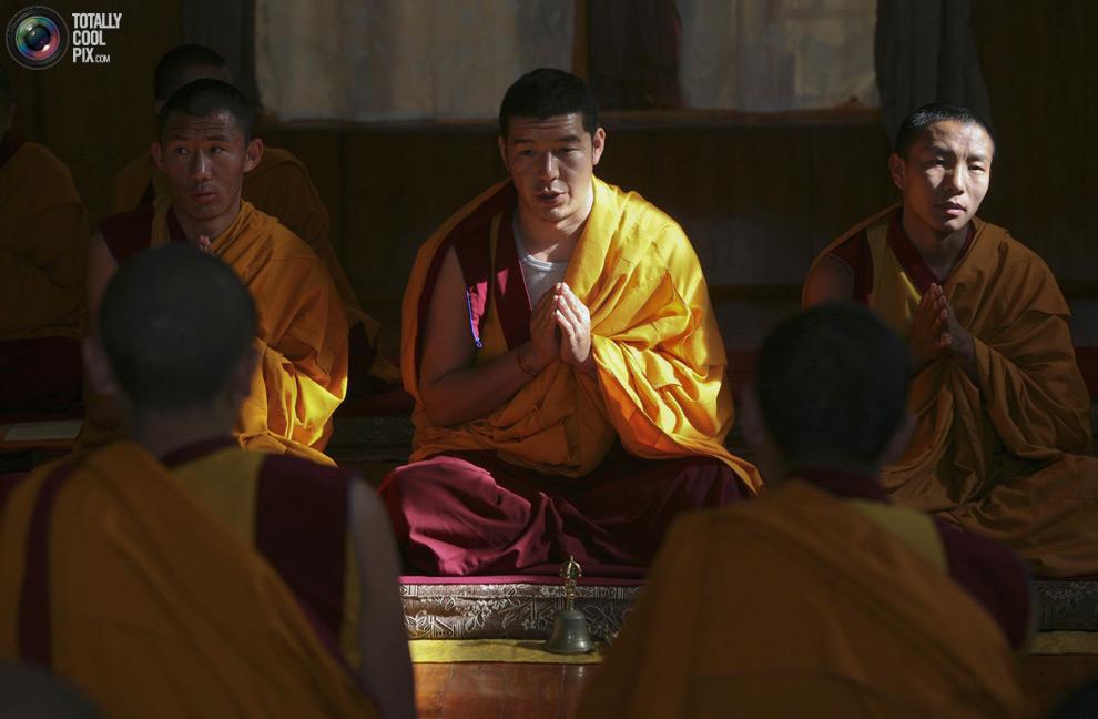 tibet 019 Тибетские монахини