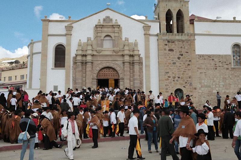 0023 hari libur Bolivia Diablada