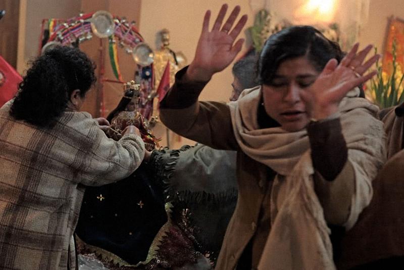 0043 hari libur Bolivia Diablada