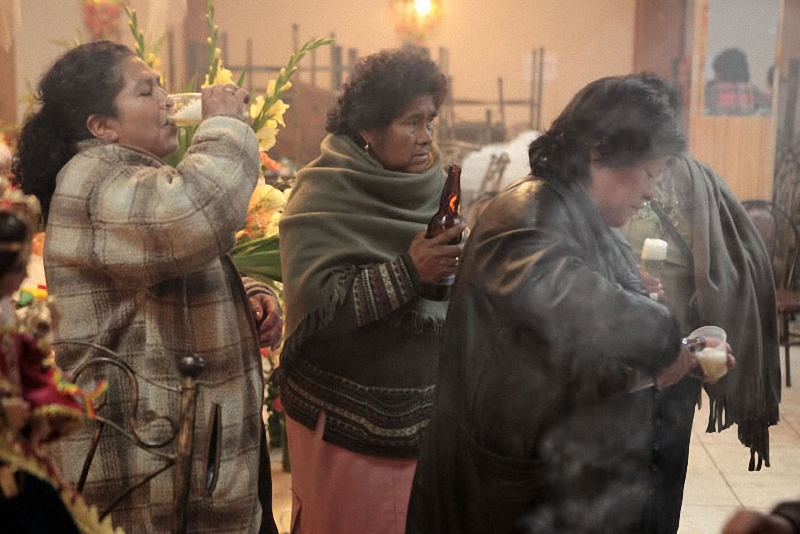 0083 hari libur Bolivia Diablada