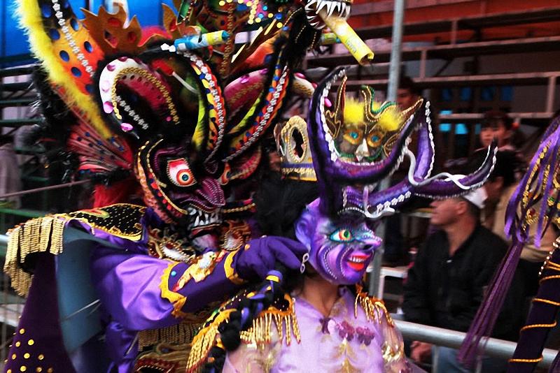 0103 hari libur Bolivia Diablada