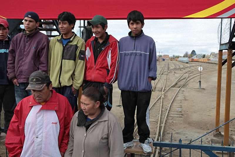 0121 hari libur Bolivia Diablada