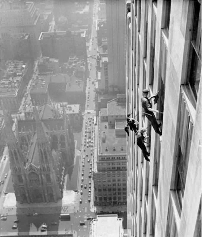 0155 Как строились небоскребы в Нью Йорке