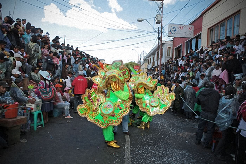 0181 hari libur Bolivia Diablada