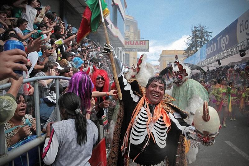 0191 hari libur Bolivia Diablada
