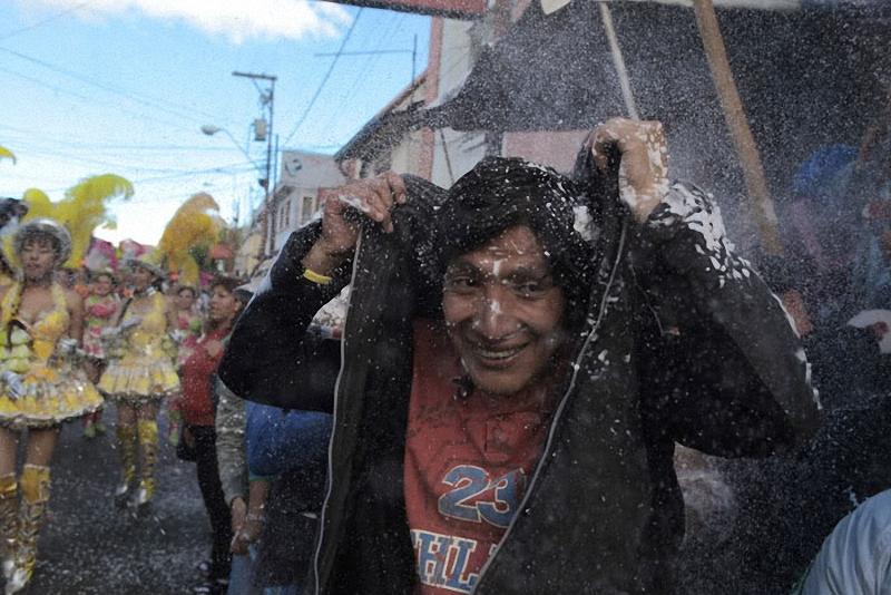 0221 hari libur Bolivia Diablada