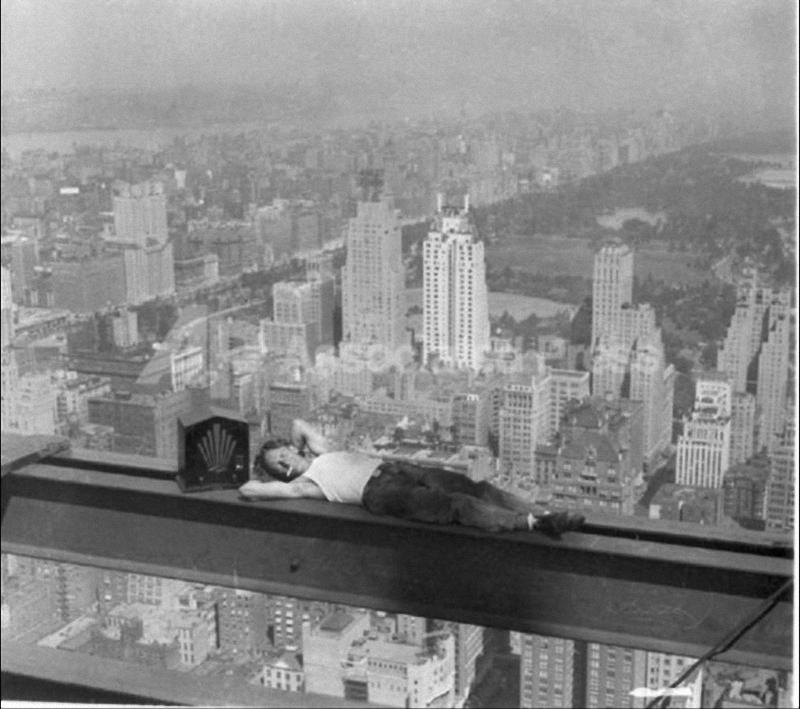 0225 Как строились небоскребы в Нью Йорке
