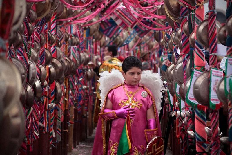 0251 hari libur Bolivia Diablada