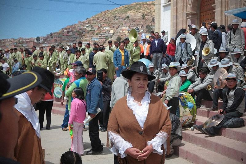 028 Bolivia liburan Diablada