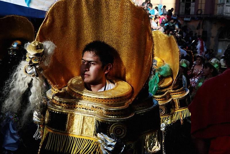 029 Bolivia liburan Diablada