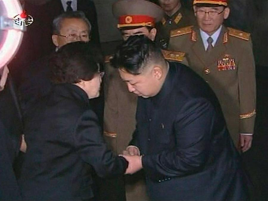 В Пхеньяне проходит церемония похорон Ким Чен Ира