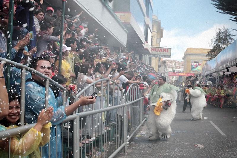 030 Bolivia liburan Diablada