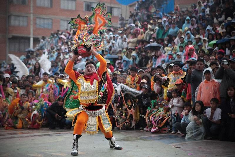 032 Bolivia liburan Diablada