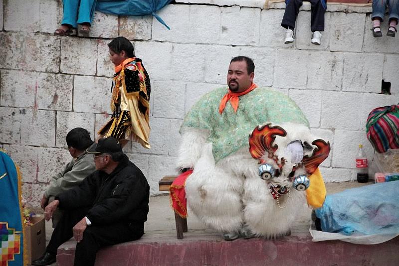 033 Bolivia liburan Diablada