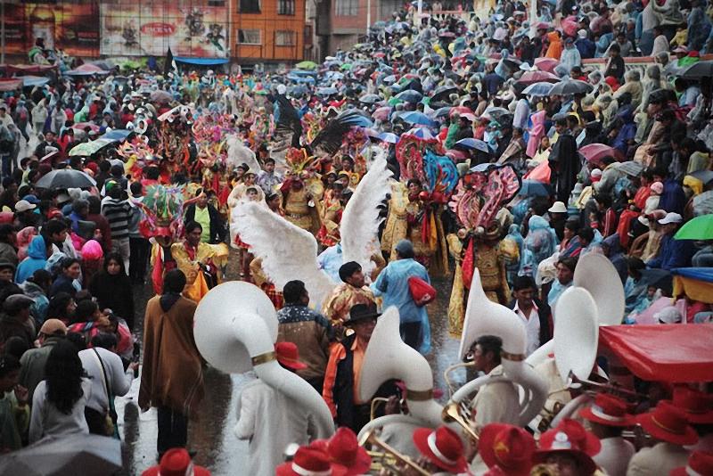 034 Bolivia liburan Diablada