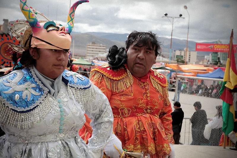 037 Bolivia liburan Diablada